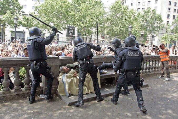Barcelona. Operació