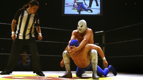 lucha-libre-santo-blue-demon