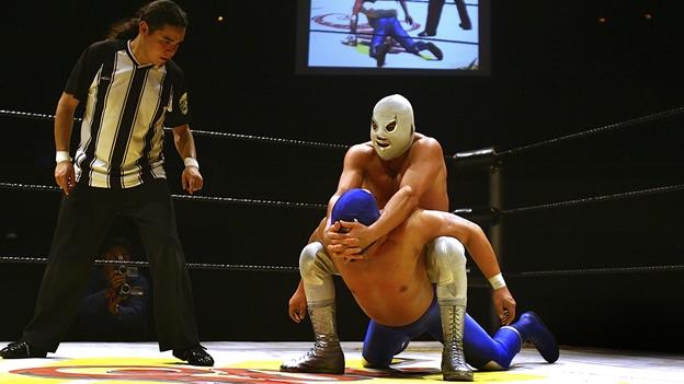lucha-libre-santo-blue-demon