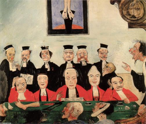 james-ensor-the-wise-judges